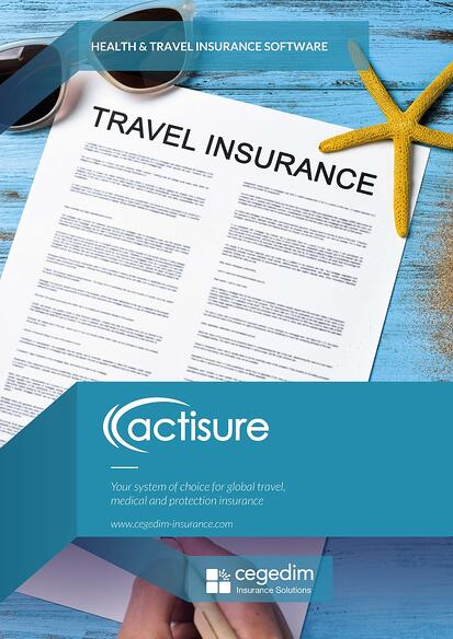 LP Brochure Activus - Travel Insurance